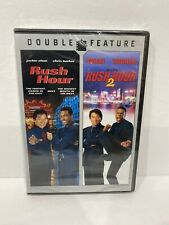 Rush Hour Double Feature Dvd
