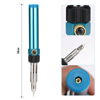 Gas Blow Torch Soldering-Iron Pen Refillable Butane Welding Tool Burner Solder