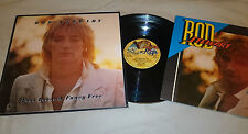 ROD STEWART FOOT LOOSE & FANCY FREE UK VINYL LP & BOOKLET RIVA RECORDS THE FACES