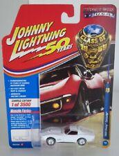 Johnny Lightning 1:64 Chevrolet Corvette 1969 can am white JLMC019A Brand new
