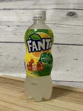 Coca Cola Fanta Shikuwasa Japan  500 ml  |  4 bottles