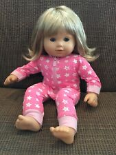 New ListingAmerican Girl Bitty Baby Twin Doll Girl Long Blonde Hair Blue Eyes 2014 Retired