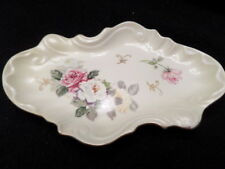 Small Vintage China Pin Tray - Very Pretty but unmarked