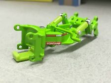 1/64 DCP LIME GREEN FONTAINE MAGNITUDE LOWBOY STINGER
