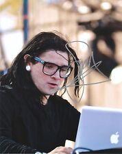 Skrillex + + AUTOGRAPH + + DJ + + Music Producer + + recess + + Autograph