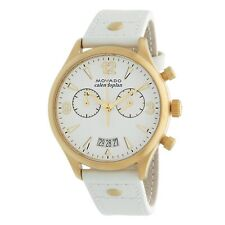 Movado 3650026 Women's Heritage White Quartz Watch