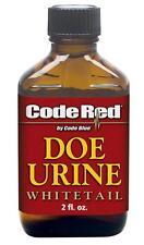 New listing Code Blue / Code Red Doe Urine - Oa1155