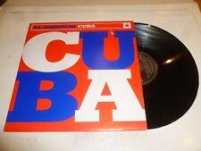 """EL MARIACHI - Cuba - 1986 UK 3-track 12"""" Vinyl Single"""