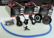 D1 Spec 60mm JDM Black Face 2Bar Turbo boost Gauge