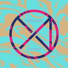 Xia Tohoshinki - Xignature CD+Photobook New Sealed KPOP