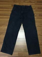 MENS 36 x 34 - Vtg Carhartt B11 Duck Industrial Rancher Work Dungaree Fit Pants
