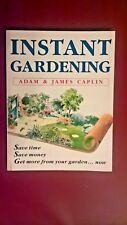 Adam & James Caplin-Instant Gardening Cardback