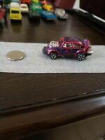 Vintage corgi juniors Whizzwheels VW Hot Rod punk and purple