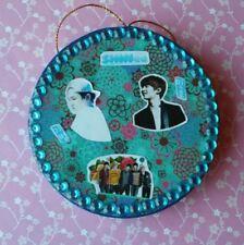 SHINEE Handmade Paper Mache Ornament Jonghyun Taemin Minho Key Onew FOR CHARITY