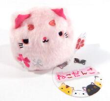 "Neko Dango Sakura 3"" Plush Series 1 MARO Sakura Toy"