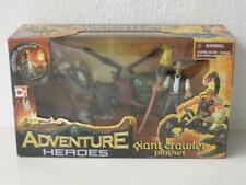 Chap Mei Toy ADVENTURE HEROES - Giant Crawler Playset - Giant Beetle Stag