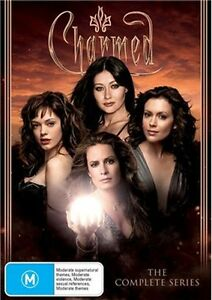 CHARMED : The Complete Series : Seasons 1 2 3 4 5 6 7 8 : NEW DVD Box Set