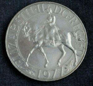 1977 Silver Jubilee Commemorative medal.