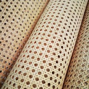 Artificial Rattan Cane Plastic Webbing Sheet Panel Weave Repair Decor Craft Acc