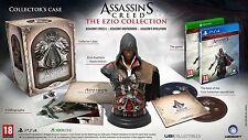 Assassins Creed The Ezio Collection Collectors Edition PS4 NEW IN STOCK NOW
