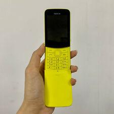 Nokia 8110(2018 4G ) Original unlocked 4GB 512MB high quality 4G Free shipping