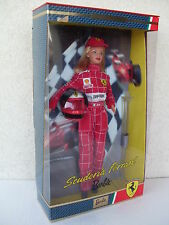 barbie scuderia ferrari team collector collection doll puppe pop 2000 NRFB 25636