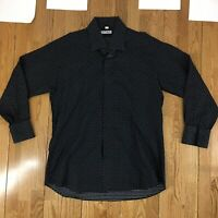 David August Shirt XXL Men's Lifestyle Outfitters Button Front Long Sleeve
