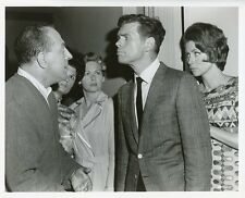 SUZY PARKER PRETTY BARRY NELSON JULES MUNSHIN DR KILDARE ORIG 1962 NBC TV PHOTO