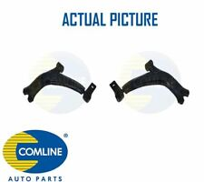 2 x NEW COMLINE FRONT TRACK CONTROL ARM WISHBONE PAIR OE QUALITY CCA2032
