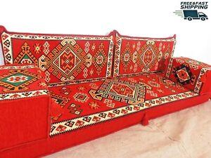 floor seating,arabic jalsa,arabic seating,arabic cushion,hookah bar decor- MA 55