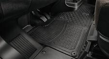 Fiat Ducato Front Rubber Floor Mats 2006 on RHD Motorhome Genuine 50901568