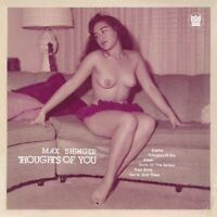 """Max Shrager - Thoughts Of You [New Vinyl LP] 10"""""""