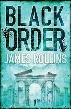 Black Order: A Sigma Force novel,James Rollins- 9780752876443
