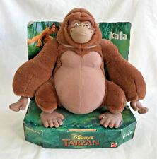 Vintage Disney Tarzan Kala Plush Toy NIB 1999 NEW Gorilla Mattel