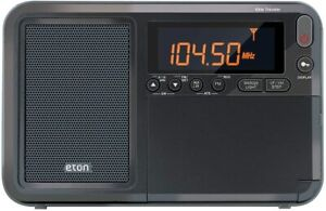 Eton Elite Traveler AM/FM/LW/Shortwave Radio - with RDS & Custom Leather...