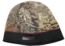 REALTREE CAMO WITH PURPLE WOMEN'S BEANIE ONE SIZE