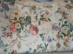 Dorma Guinevere fabric 4 metres x 143 cm wide upholstery Polycotton