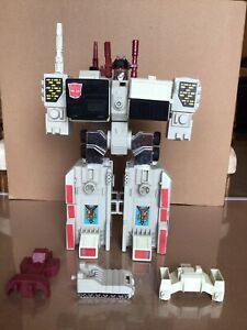 Metroplex Bases 1986 Hasbro G1 Transformers Incomplete Ideal For Base Mode