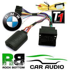 T1 Audio T1-BM5-CLARION BMW 1 3 5 7 Series  Mini Car Steering Wheel Control Lead