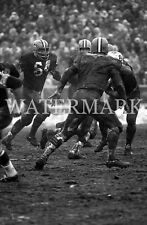 Jerry Kramer 1965 Mud Bowl Game Action 8x10 Press Photo GB Packers Football