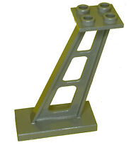 Missing Lego Brick 4476 OldDkGray Support 2 x 4 x 5 Stanchion Inclined
