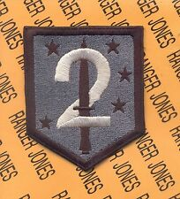 USMC 2nd MSOB Marine Special Operations Battalion OEF patch