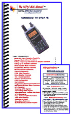 Kenwood TH-D72A Nifty Quick Reference Guide,THD72