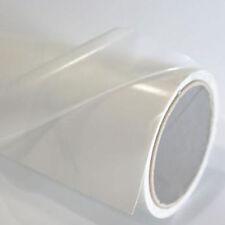 transparente Klebefolie ab 1 Laufmeter 60cm Breite matt