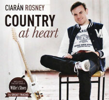 Ciaran Rosney - Country at Heart (2014) | NEW & SEALED CD