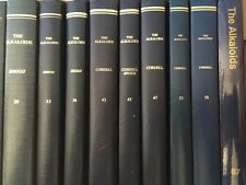 The Alkaloids: Chemistry and Biology by Geoffrey A. Cordell (20 volume set)