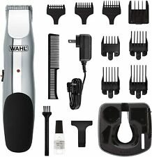 Trimmer Beard Wahl Rechargeable Hair Cordless Mustache Facial 9916 4301 Mach
