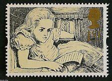 "Alice ""Alice in Wonderland"" illustrated on 1994 stamp - U/M"