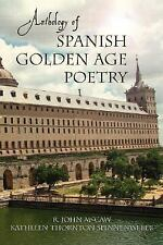 Anthology of Spanish Golden Age Poetry European Masterpieces, Cervantes & Co. S