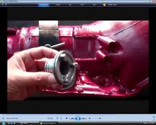 Automatic Transmission  Video DVD Chevy Camaro Street & Strip TH 350